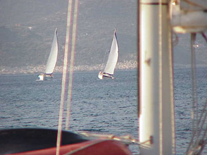 Flotilla Sailing Turkey
