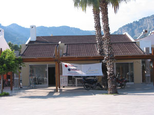 Budget Sailing Turkey Göcek Head Office